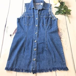 Bill Blass Vintage denim dress